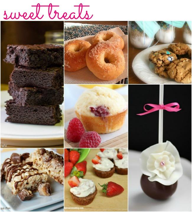 Sweet Treats - Yummy recipes!