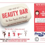 Girl's Night Out – Beauty Bar – The Shine Project 2013 Benefit