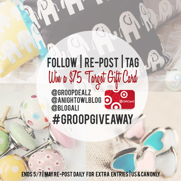 GroopDealz Instagram-ONLY Giveaway