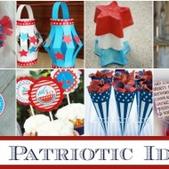 100 Perfectly Patriotic Ideas: Recipes, Decor, Crafts and MORE!