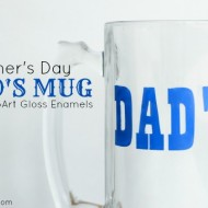 Father's Day Dad's Mug