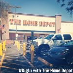 Shopping Outdoor Power at The Home Depot #DigIn