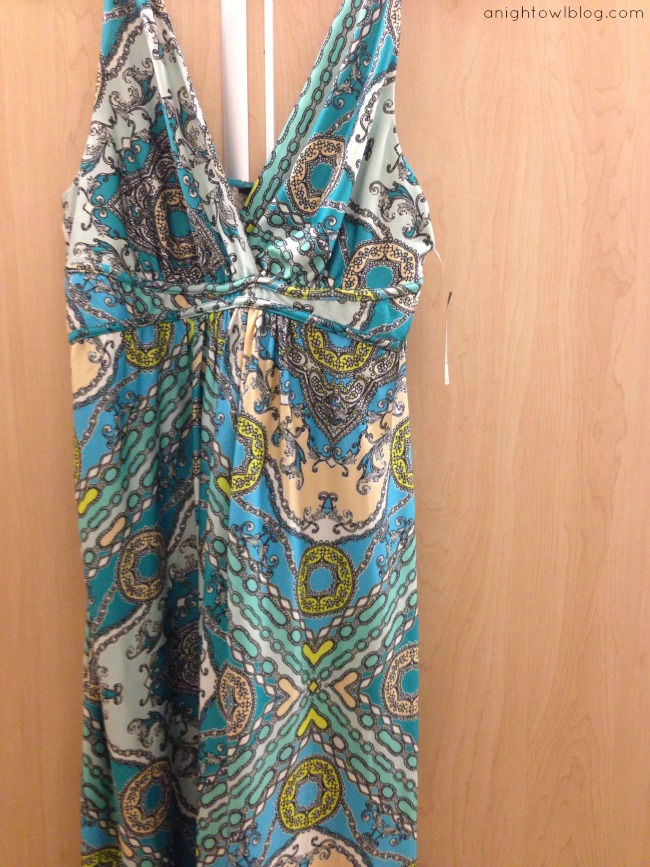 Metaphor  Women's Maxi Dress - Scarf Print #ThisisStyle