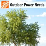 Outdoor Power Needs and The Home Depot Garden Club #DigIn