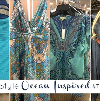 Sears Style - Ocean Inspired #ThisisStyle Feature