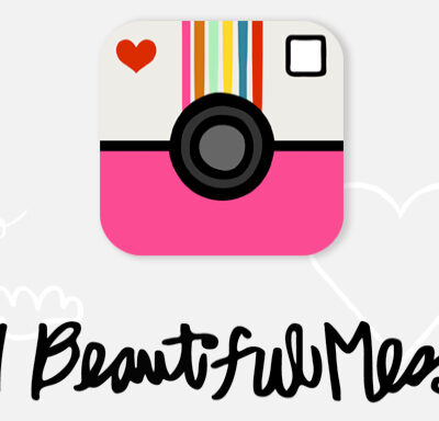 A Beautiful Mess App #abeautifulmess
