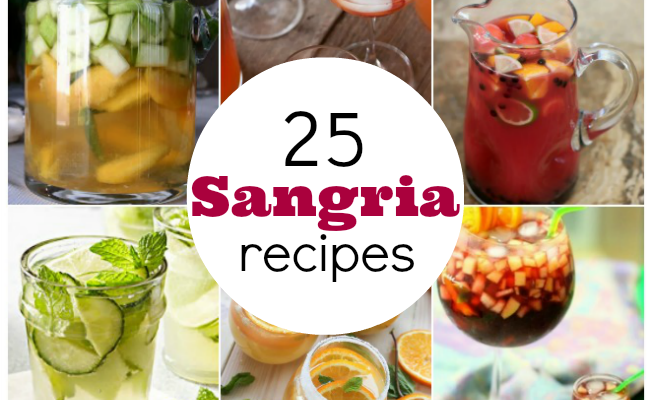 25 Sangria Recipes