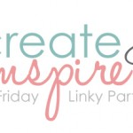 Create & Inspire Party | Weekend Craft Projects