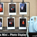 Instax Mini Instant Camera Review + Giveaway