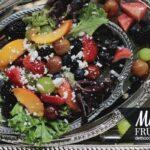 Moscato Fruit Salad | anightowlblog.com
