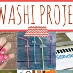 The Washi Blog – 40 Washi Tape Projects