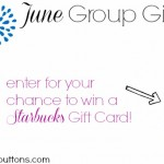 {Giveaway} $40 Starbucks Giftcard