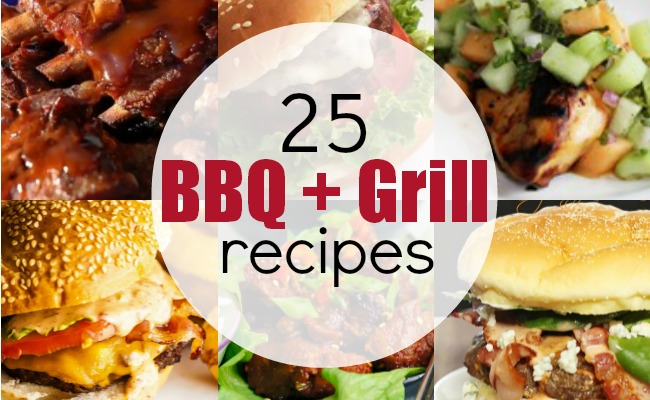 25 Best BBQ and Grill Recipes