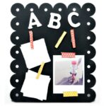 Chalkboard Magnetic Teacher Memo Board