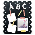 Chalkboard Magnetic Teacher Memo Board
