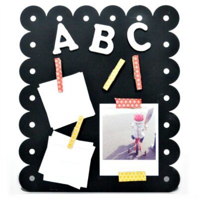 Chalkboard Teacher Memo Board