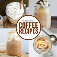 25+ Delicious Coffee Recipes – Lattes, Frappes + MORE!