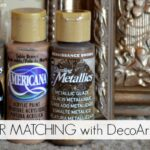 Color Matching with DecoArt Paints