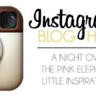 Instagram Blog Hop | 10/30