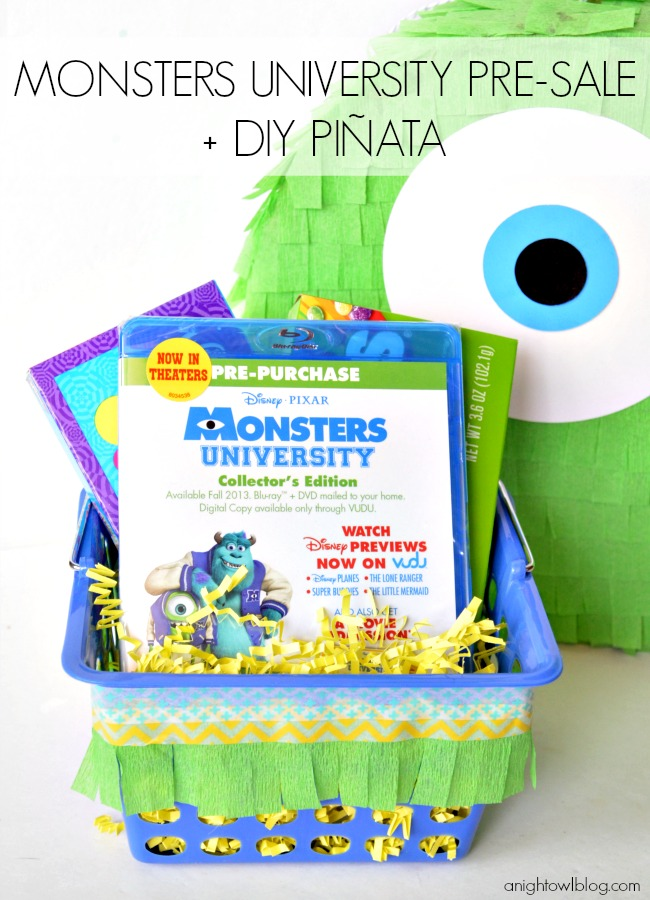 Monsters University DVD Pre-Order #MUPreOrder