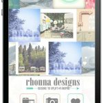 {Technology Tuesday} Rhonna Designs App