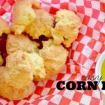 Easy Baked Corn Dog Bites Recipe