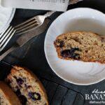 Blueberry Banana Bread | anightowlblog.com