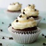 Chocolate Cinnamon Cheesecake Cupcakes