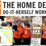 Home Depot Do It Herself Workshop #DIHWorkshop