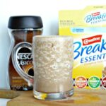 Cafe Mocha Breakfast Smoothie