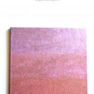 Ombre Glitter Cork Board with Martha Stewart Crafts