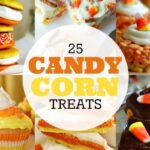 25 Candy Corn Treats