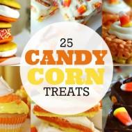 25 Candy Corn Treats