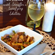 Date Night Ideas at Home with Stouffer's #Dinner4Two