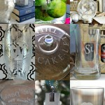 Silhouette Glass Etching Kit + Projects
