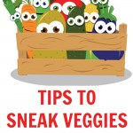 Sneak Veggies into Kids Meals with Campbell's V8 V-Fusion