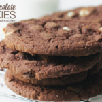Triple Chocolate Cookies | anightowlblog.com