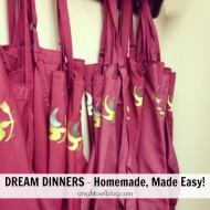 Dream Dinners – Homemade Made Easy