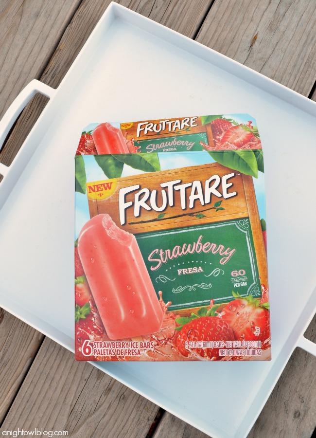 Fruttare Fruit Bars
