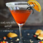 Candy Corn Vodka Cocktail Recipe
