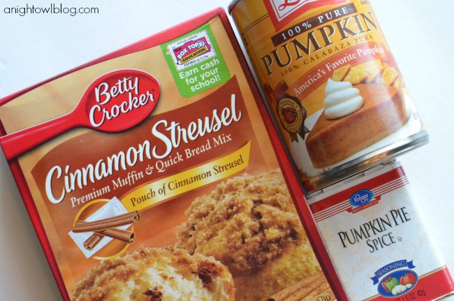 Easy Crock Pot Pumpkin Coffee Cake A Night Owl Blog