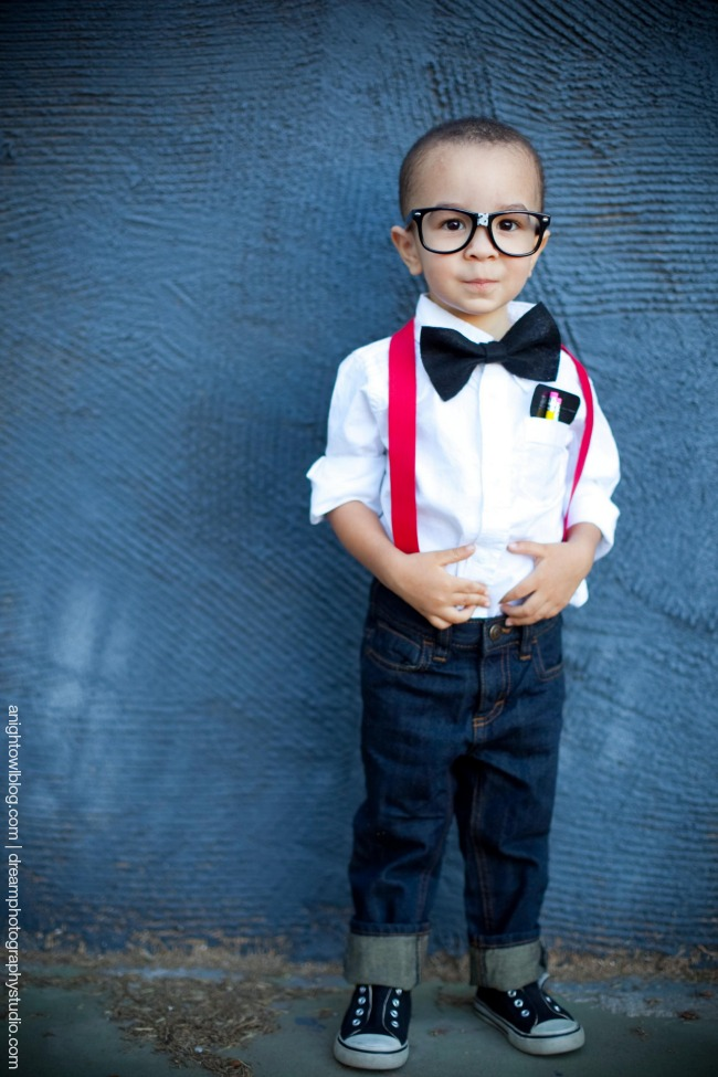 superb nerd outfit boy