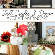 Create & Inspire Party | Fall Crafts and Decor