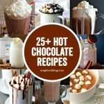 25+ Hot Chocolate Recipes
