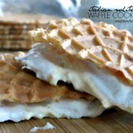 Italian White Chocolate S'mores Recipe