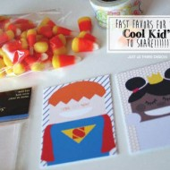 Cool Kids Easy Printable Halloween Treats