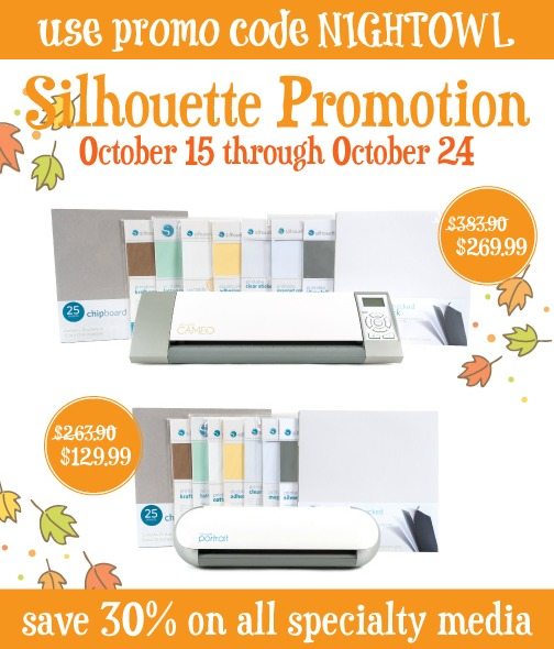 Specialty Media Silhouette Promotion