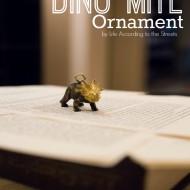 A Dino-Mite Ornament