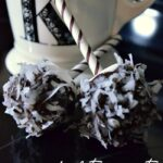 Chocolate Coconut Marshmallow Pops – Easy Desserts with #KraftEssentials