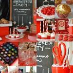 Handmade Ornament Pinterest Party